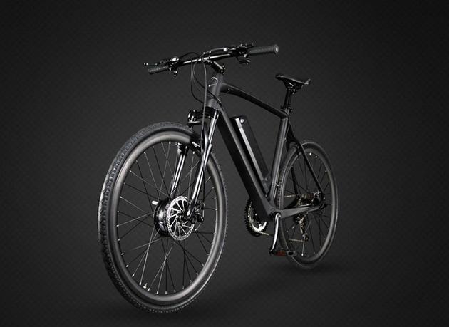 Daymak EC1 ebike - Carbon Fiber Electric Bicycle (2)
