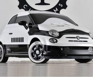 Fiat 500th Stormtrooper (1)