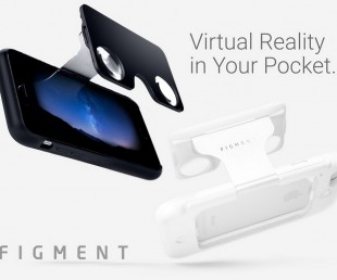 Figment VR iPhone Case (1)