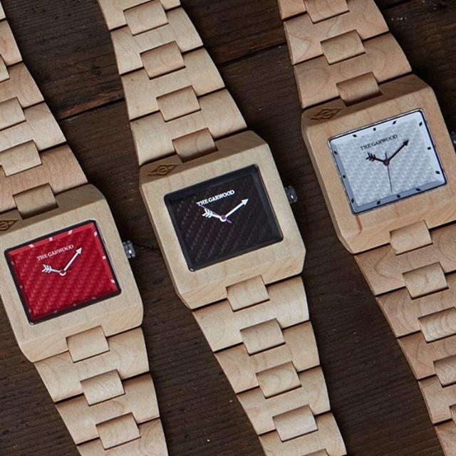 Garwood wooden watches