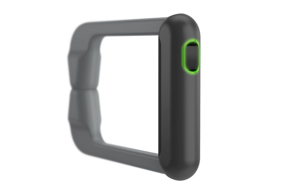 Grasp - Fingerprint Recognition Bicycle Lock (2)