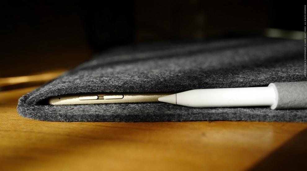 Hard Graft Skinny Fit iPad Pro Sleeve (3)