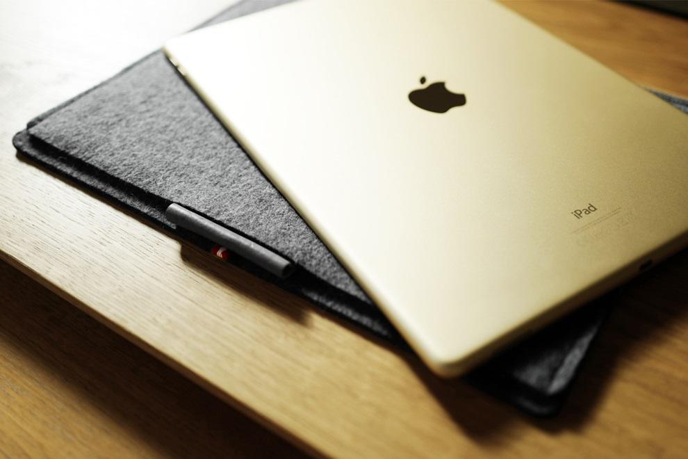 Hard Graft Skinny Fit iPad Pro Sleeve