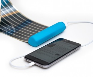 HeLi-on - The World's Most Compact Solar Charger