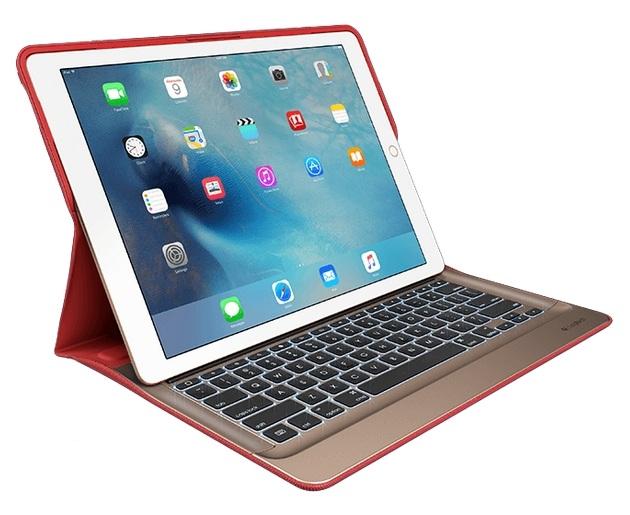 Logitech Backlit Keyboard Case for iPad (5)