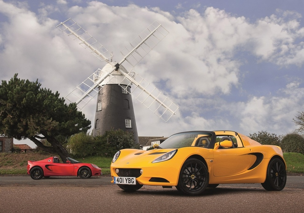 Lotus Elise Sport (1)