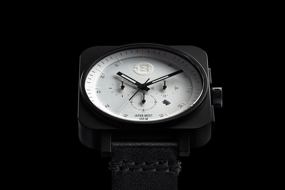 MINUS-8 Zone 2 Square Chrono Watches (2)