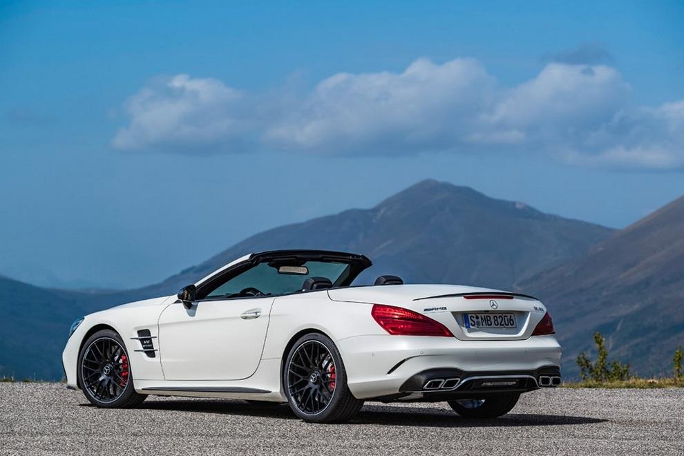 Mercedes-Benz SL 2016 (4)
