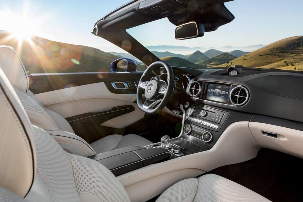 Mercedes-Benz SL 2016 (5)