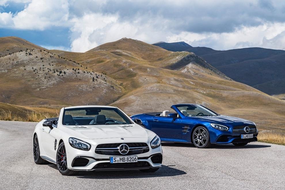 Mercedes-Benz SL 2016 (8)