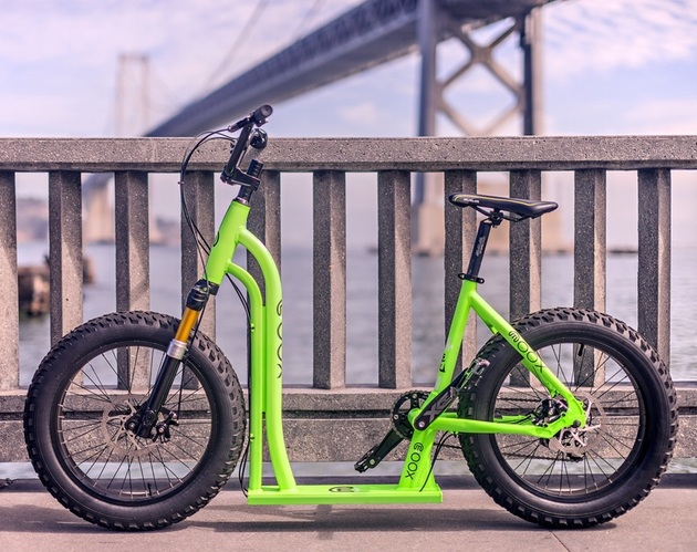 Moox Bike - Bicycle With Scooter Twist (4)