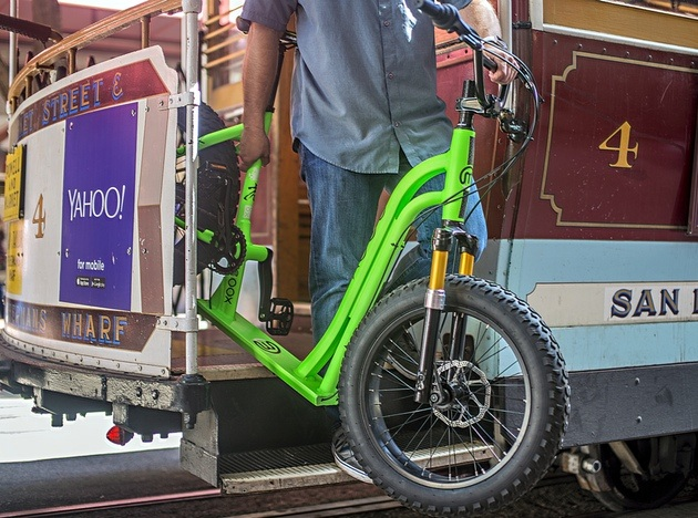 Moox Bike - Bicycle With Scooter Twist (5)