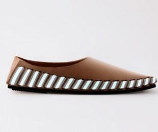 Pikkpack x Supermundane Flat-Packed Leather Shoes (1)