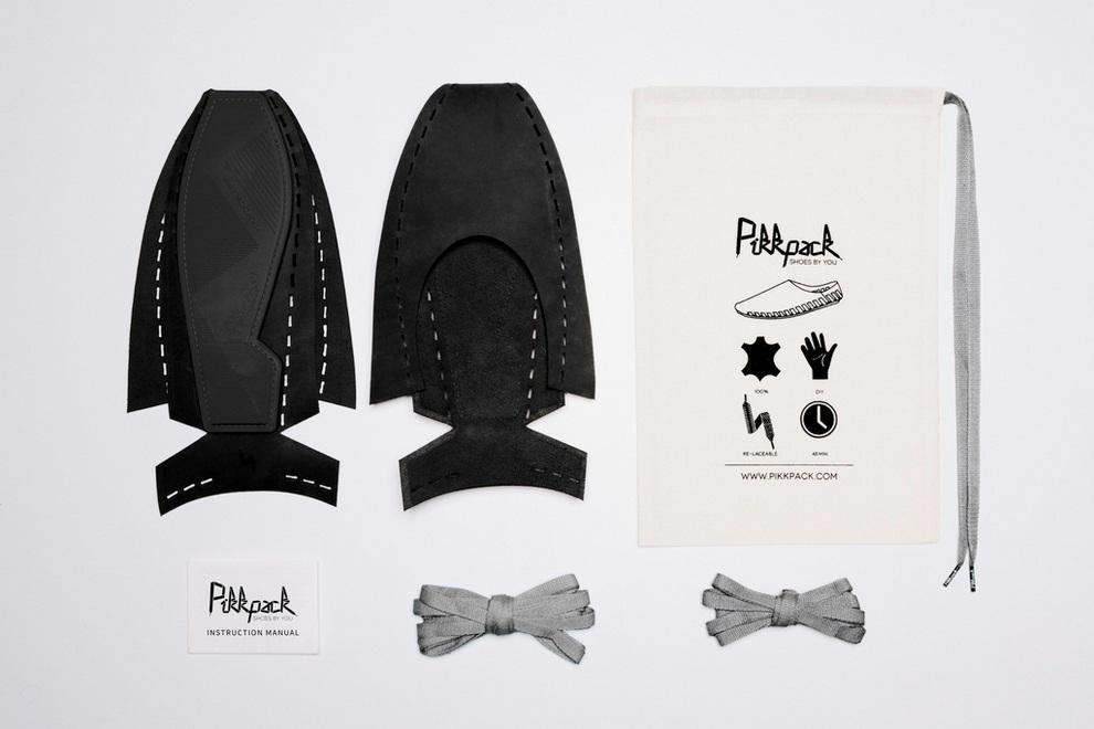 Pikkpack x Supermundane Flat-Packed Leather Shoes (6)