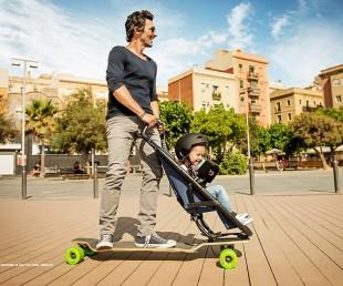 Quinny Longboard Stroller (2)