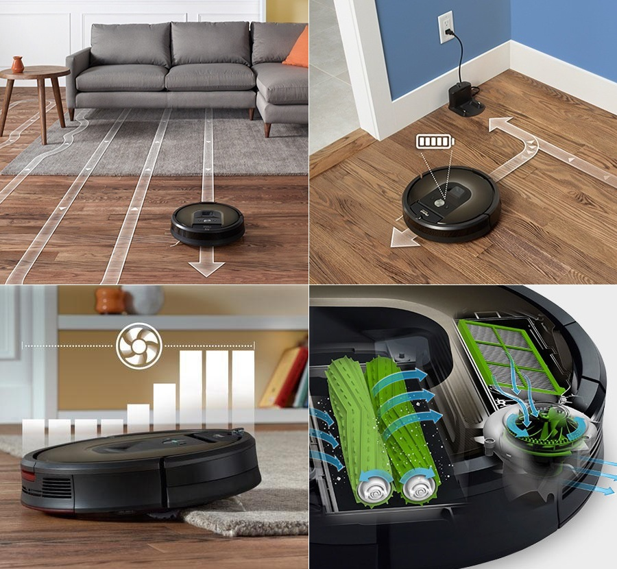 Roomba 980 Automatic Home Cleaning Robot (3)