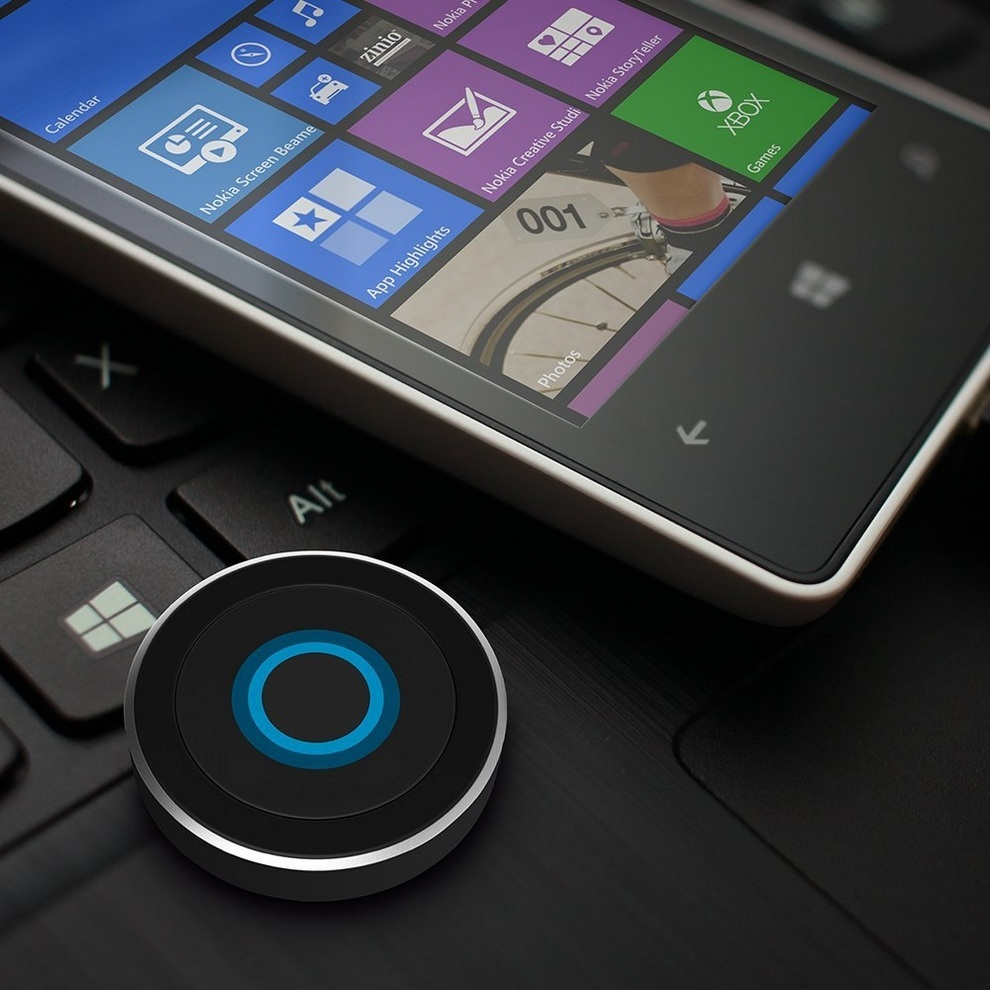 Satechi Bluetooth Cortana Button for Windows 10 (3)