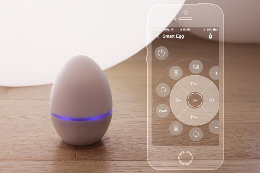 SmartEgg Universal Remoter Controller (1)