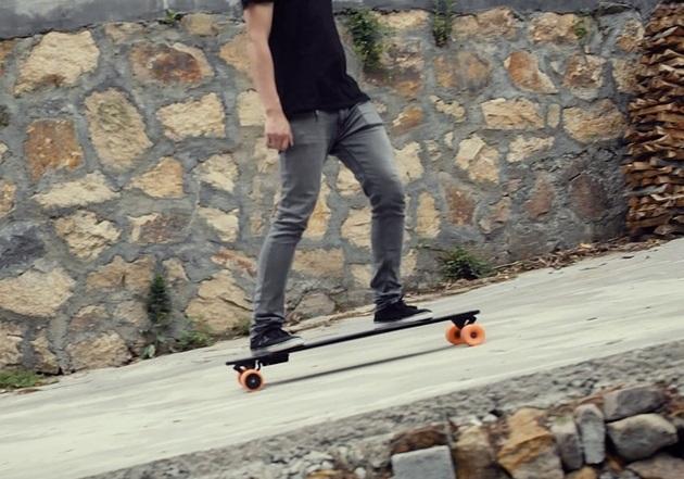 Stray Electric Skateboard (2)