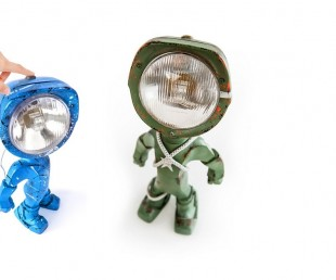 The Lampster - A Lamp with Attitude (1)