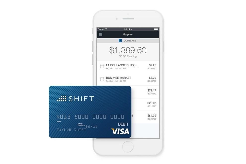 TheShift - VISA Powered Debit Card for Bitcoin (3)