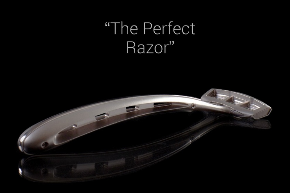 Zafirro. The Sapphire Blade Razor (1)