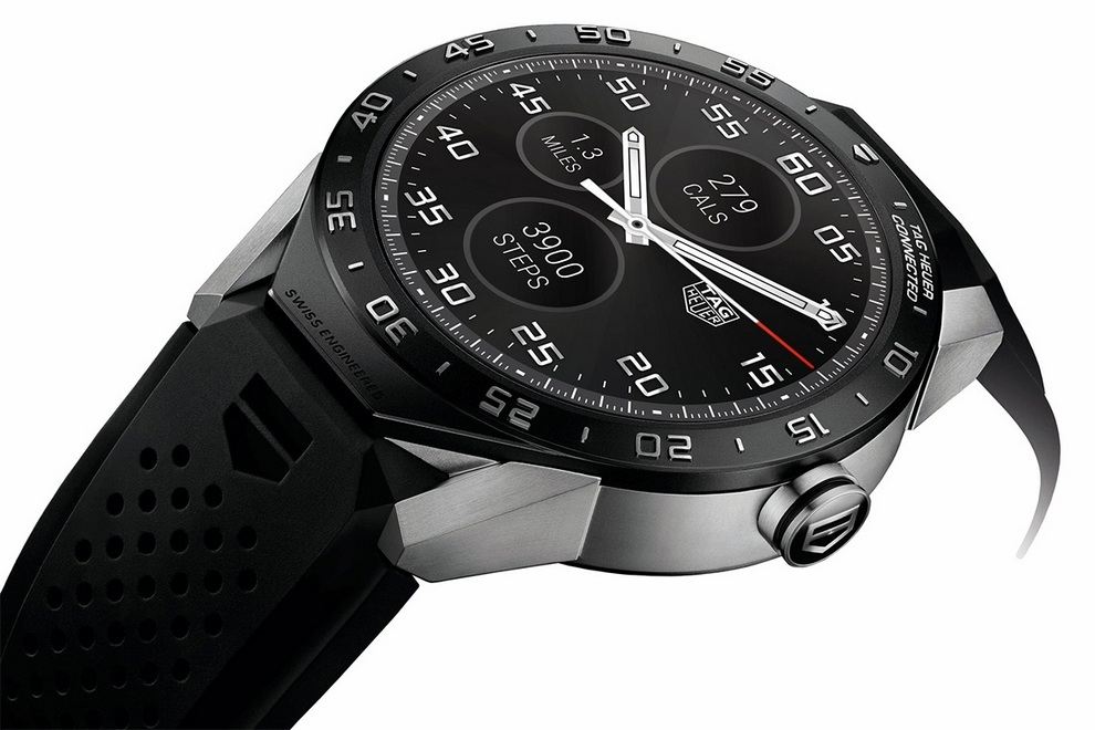 tagheuer connected smartwatch