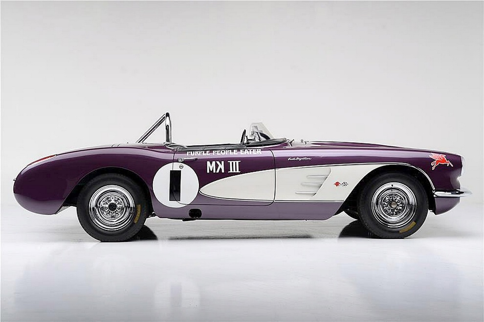 1959 Chevrolet Corvette Purple People Eater (1)