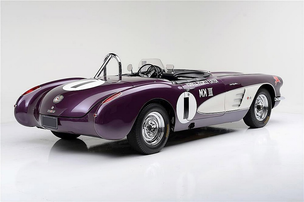 1959 Chevrolet Corvette Purple People Eater (9)
