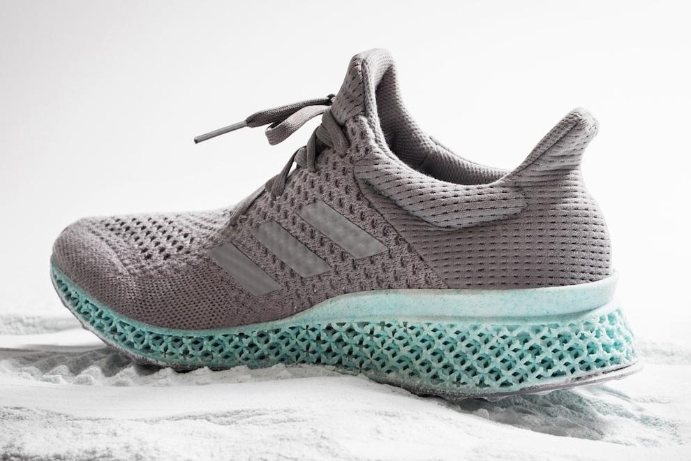 Adidas Ocean Plastic 3D Printed Footwear (1)