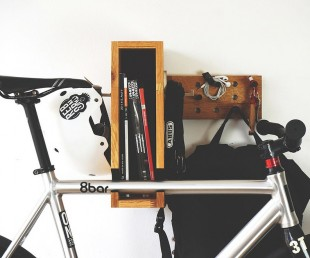 BERLIN+ Wooden Bicycle Shelf (1)