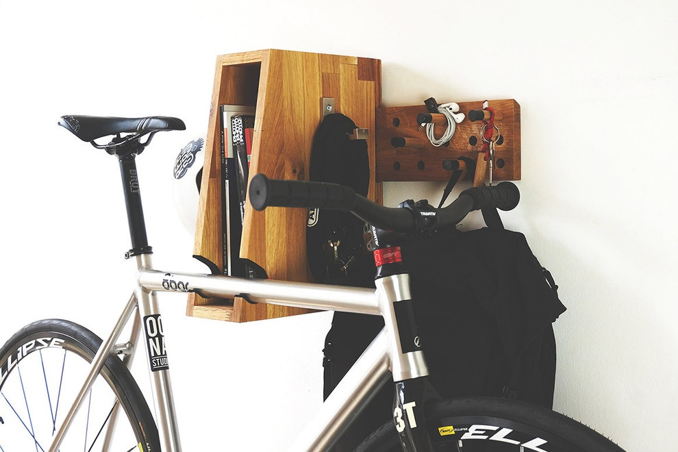 BERLIN+ Wooden Bicycle Shelf (3)