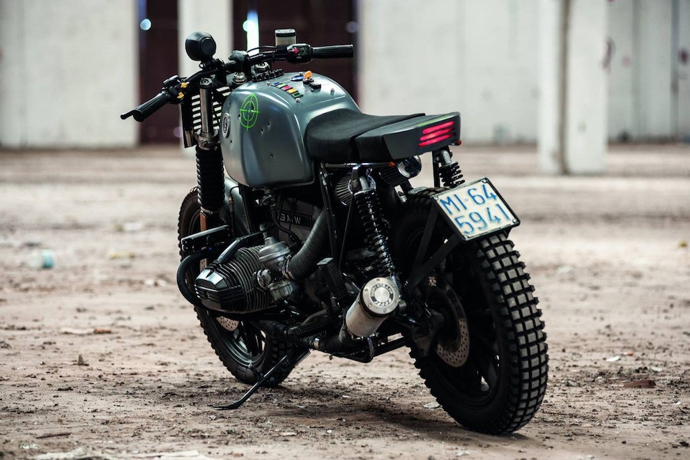 BMW R100 Cafe Racer by Svako Motorcycles (3)