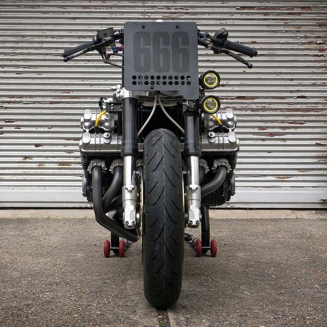 Bad Seeds Motorcycle Club by Honda CBX (2)