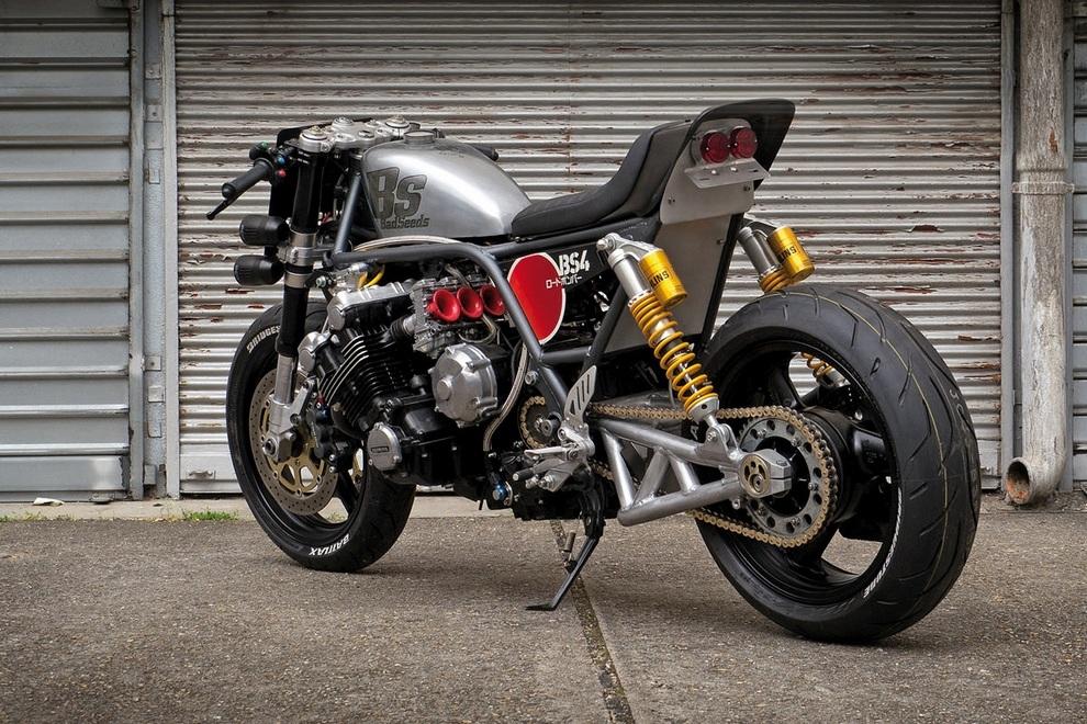 Bad Seeds Motorcycle Club by Honda CBX (4)