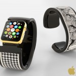 Bracelite interactive bracelet & watch band for Apple Watch