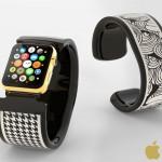 Bracelite interactive bracelet & watch band for Apple Watch