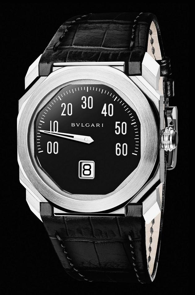 Bulgari's Octo Mono-Rétrograde Automotive-Inspired Watch (3)