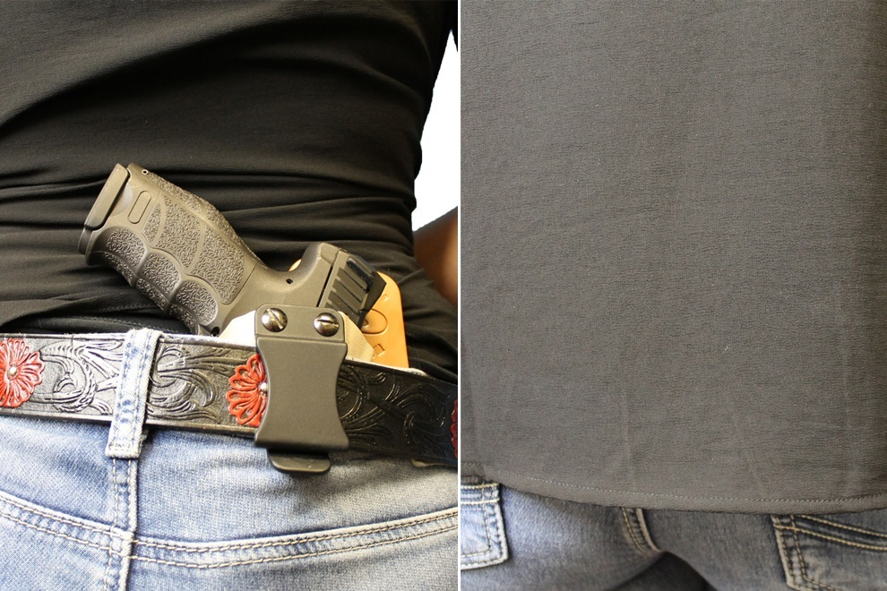 Choosing A Concealed Carry Holster (1)