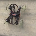Disney's Wired Robot Climbs Walls