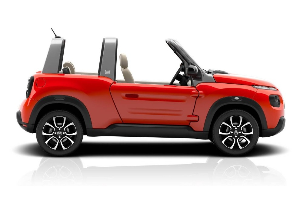 citro n e mehari convertible electric car bonjourlife. Black Bedroom Furniture Sets. Home Design Ideas
