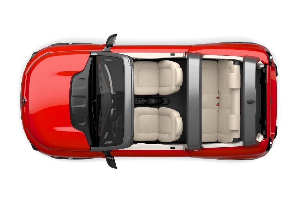 E-Citroen Mehari Mini Car (2)