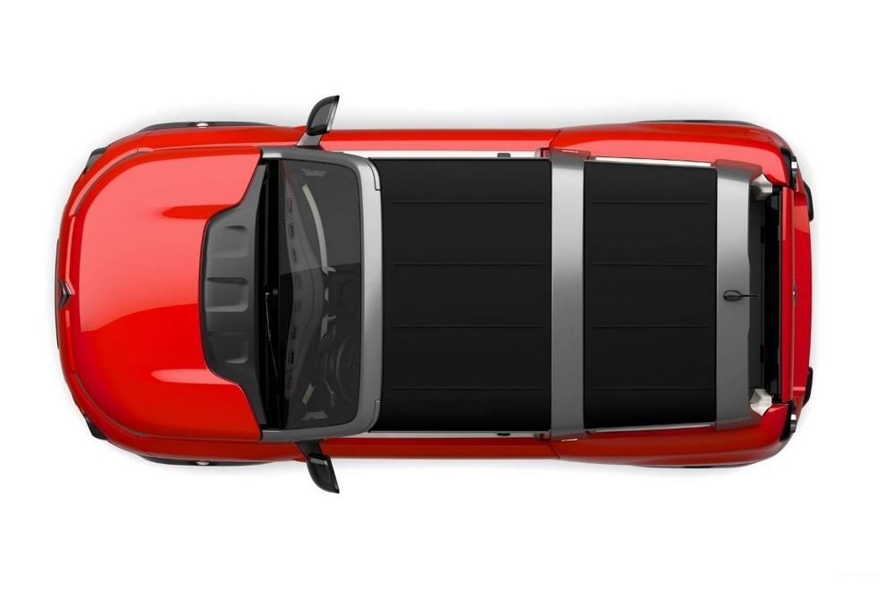 E-Citroen Mehari Mini Car (3)