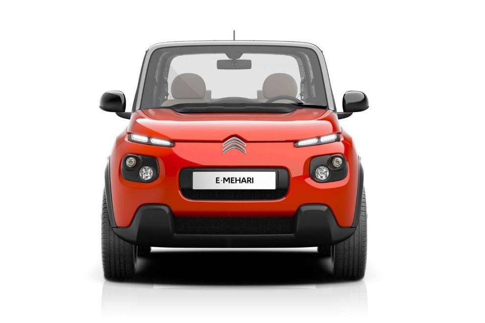E-Citroen Mehari Mini Car (5)
