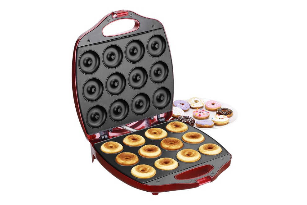 recipe for donut maker machine