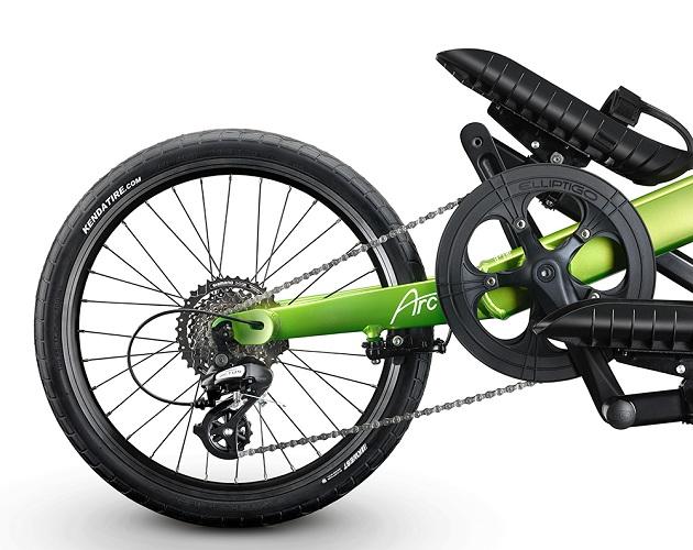 ElliptiGO Arc Full Body Training Hybrid Elliptical Bike (2)