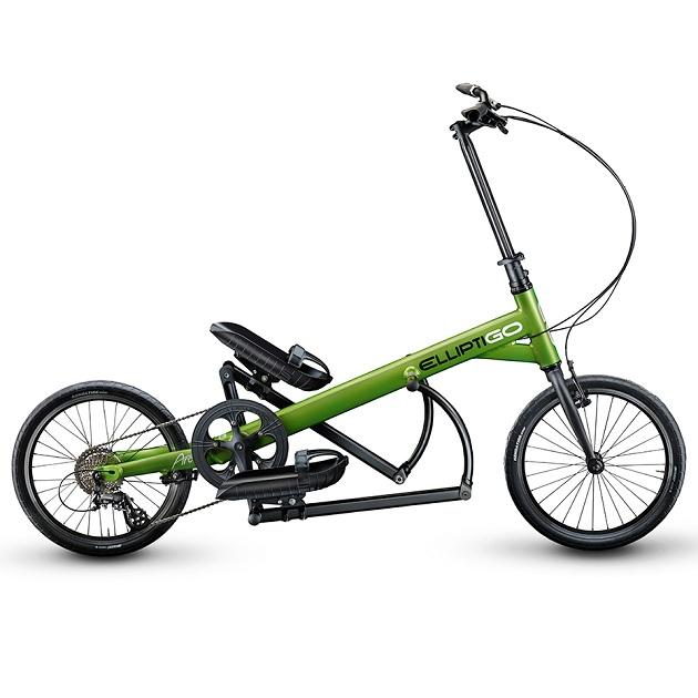 ElliptiGO Arc Full Body Training Hybrid Elliptical Bike ...