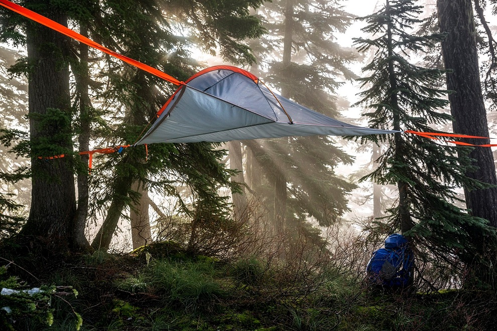 Flite Tree Tent An Affordable Hanging Tent By Tentsile