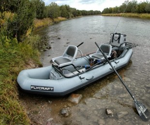 Flycraft  Inflatable Fishing Board