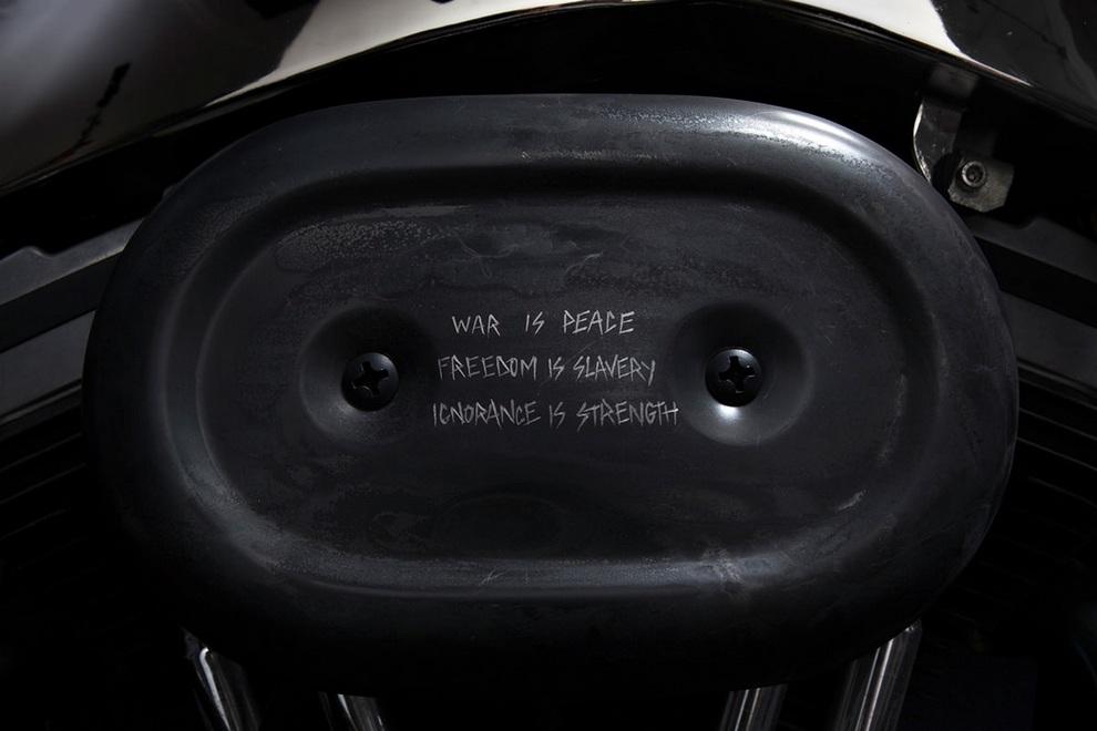 Harley-Davidson Sportster 1200 by El Solitario (2)